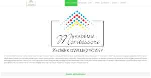 Akademia Żłobek Montessori